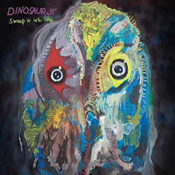 Sweep It Into Space - Dinosaur Jr.