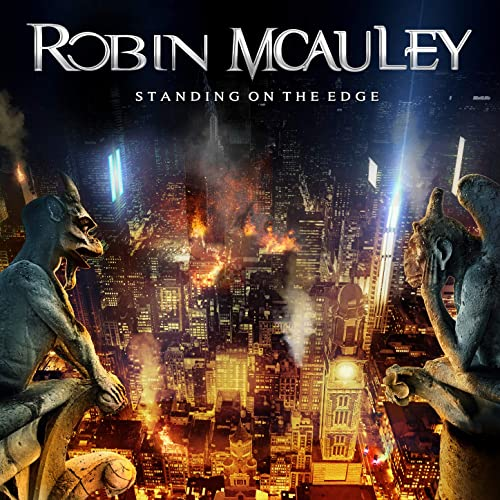 Standing On The Edge - Robin McAuley