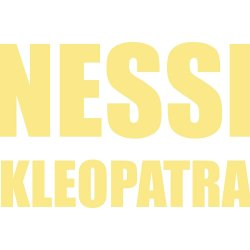 Kleopatra - Nessi