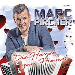 Die Herzen zum Himmel - Marc Pircher